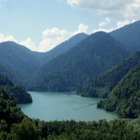 Озеро Рица :: Черси Доллар
