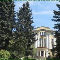 Ботанический сад Петра Великого :: Вера
