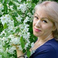 Пока яблоня в цвету :: Инна Сперанская