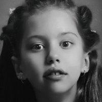 Портрет юной актрисы. Фототеатр. :: krivitskiy Кривицкий