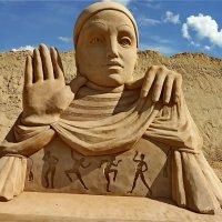 XI Международный фестиваль песчаных скульптур :: Liudmila LLF