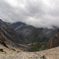 На перевале :: Александр Шацких