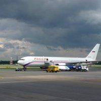 """Боинг 767 . А/к """"Россия"""" :: Alexey YakovLev"""