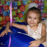Принцесса на горошине. :: Anatol Livtsov