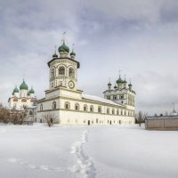 Николо-Вяжищский ставропигиальный женский монастырь :: Константин