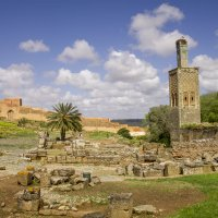 Крепость Шелла. Рабат, Марокко :: Светлана marokkanka