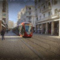 Трамвайчик в Касабланке :: Светлана marokkanka