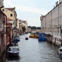 Каналы Венеции :: Татьяна Ларионова