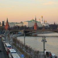 Москва :: ninell nikitina