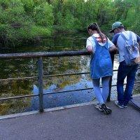 У озера :: dindin