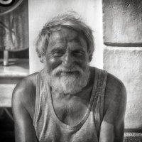 портрет    старика  в  майке :: Владимир Иванов ( Vlad   Petrov)