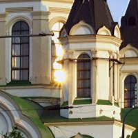 Свет храма. Фрагмент. :: barsuk lesnoi
