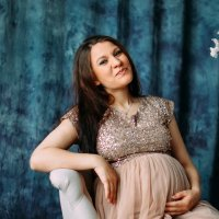 Анастасия в ожидании чуда! :: Юлия