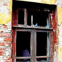 После пожара :: Marina Bernackaya Бернацкая