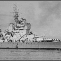"""HMS King George V"". :: Александр"