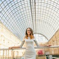 В ГУМЕ :: Анастасия Плужник