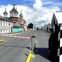 Коломна.Кремль. :: Aleksandr