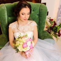 Прекрасная невеста :: Добрый Фотограф