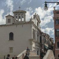 Venezia. La strada da Castello sull'isola di San Pietro. :: Игорь Олегович Кравченко