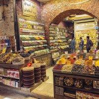 Египетский базар специй в Стамбуле :: Ирина Лепнёва