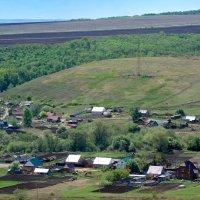 Пролетая над весенними деревнями.. :: Андрей Заломленков