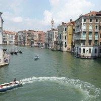 Гранд-канал с моста Риальто. Венеция :: Татьяна Ларионова