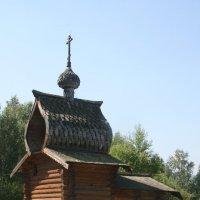 Часовня-оберег :: Дмитрий Солоненко