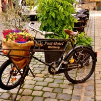 Ротенбург на  Таубере..Праздник  Троицы  в городе... :: backareva.irina Бакарева