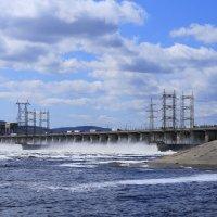 Жигулёвская ГЭС :: Andrey