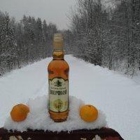 зимнее питье :: Владимир