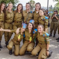 Из жизни Израильской военщины :: Александр Липовецкий