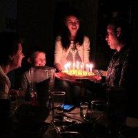 Торт на день рождения :: Аркадий Басович