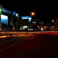 Прогулки по ночной Беер Шеве :: Александр Липовецкий