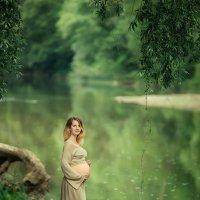 Буду мамой :: Татьяна Бурыкина