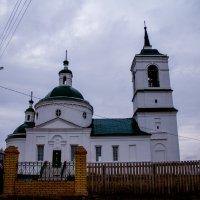 Свято-Троицкая церковь :: Вадим Басов