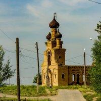 Дорога к храму :: Oleg Sharafutdinov