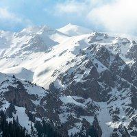 горный масив :: Горный турист Иван Иванов