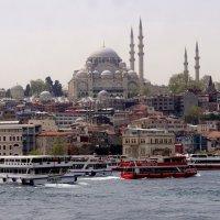 Стамбул... :: Галина Кучерина
