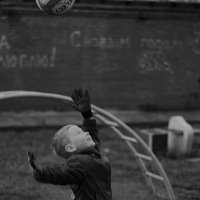 Футбол как вдохновение :: Елена Баландина