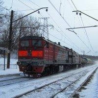 2ТЭ10С - 0001 :: Сергей Уткин