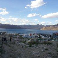 Наш лагерь для туристов :: Evgeni Pa