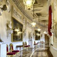 Греческая галлерея Гатчинского Дворца :: Георгий