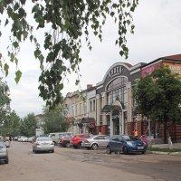 На улицах Бузулука. Оренбургская область :: MILAV V