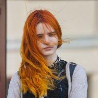 Цвет волос ... :: Александр Степовой