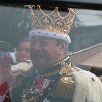 Коронация короля Тонга :: Kuleshova Polina