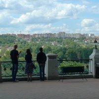 В парке. :: Александр Атаулин