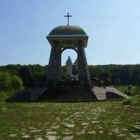 Каплица   Пресвятой   Богородицы   в   Погоне :: Андрей  Васильевич Коляскин
