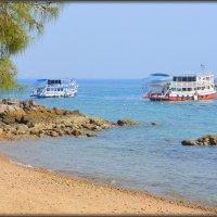 Вид с острова Ко Сак :: Михаил
