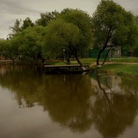 В волшебном зеркале воды, как параллельные миры, :: Татьяна Помогалова