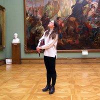 В Третьяковской галерее :: dindin